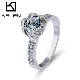 Elegant 925 Sterling Silver Rings for Women
