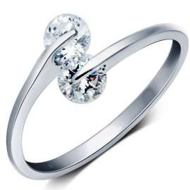 Romantic Ring for Women 925 Sterling Silver